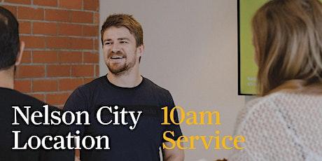 Annesbrook Nelson City - 10am Service tickets