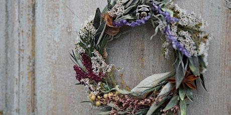 Christmas Wreath Workshop - November 2021 tickets