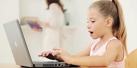 Online Children's Etiquette Workshop tickets