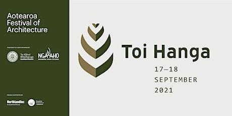 Toi Hanga tickets