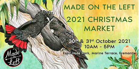 Made on the Left 2021 Christmas Market tickets