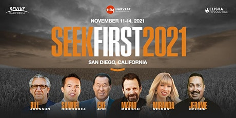 SEEK FIRST Conference - San Diego, CA tickets