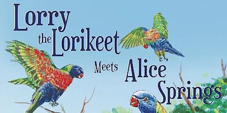 Meet Narelle & Lorry the Lorikeet tickets