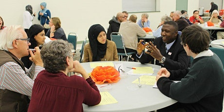 Christian  - Muslim Dialogue - Intergenerational Change tickets