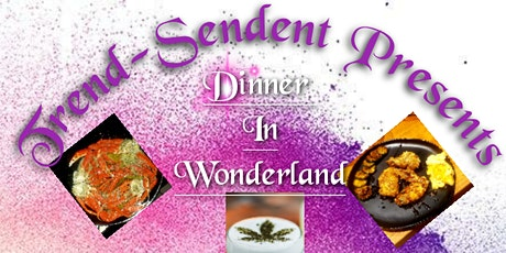 Adult Dinner in Wonderland tickets