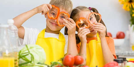 Children's Cooking & Nutrition Workshop and Lunch tickets
