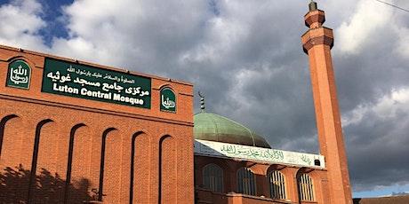 Luton Central Mosque: Blue Plaque Unveiling tickets
