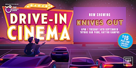 Drive-In Cinema Gatton - Knives Out tickets