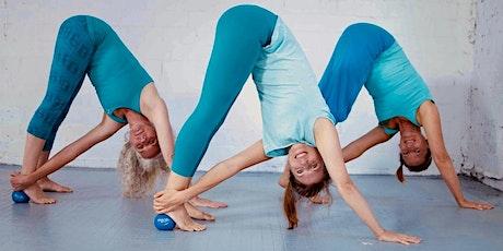 Weiterbildung Faszien-Yoga mit Nicola Fromm (20 Unterrichtseinheiten) Tickets