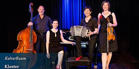 KulturRaum Kloster - Aus aller Welt: Tangomusik mit dem Ensemble Tango Sí! Tickets