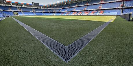 Soluzioni innovative per la raccolta delle piogge nei campi da calcio biglietti