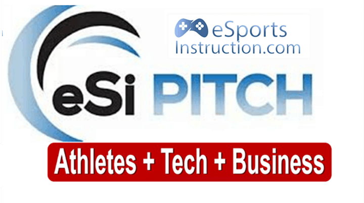 eSiPitch - Athletes + Tech + Business : Pitch event 12 - 4, Networking,4 pm image