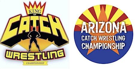 Arizona Catch Wrestling Championship tickets