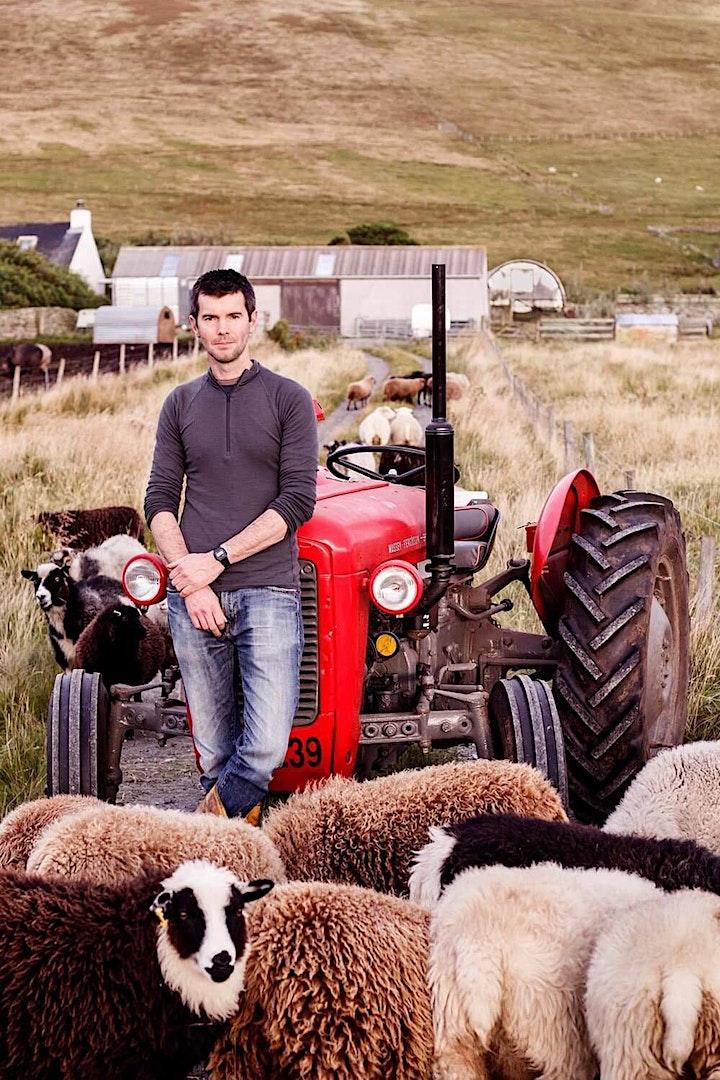 Lambing in Shetland 2021 with Chris Dyer | Shetland Wool Week image