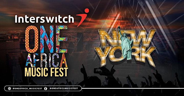Interswitch One Africa Music Fest image