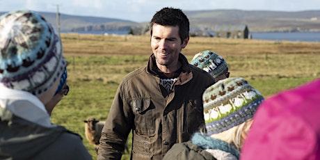 Lambing in Shetland 2021 with Chris Dyer   Shetland Wool Week tickets