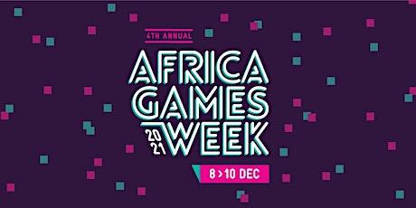 Africa Games Week 2021 tickets