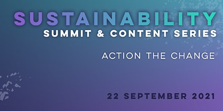 The Business Show's Sustainability 2021 tickets