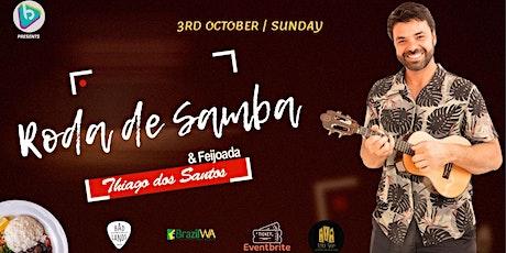 Roda de Samba & Feijoada tickets