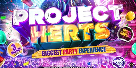 Project Herts tickets