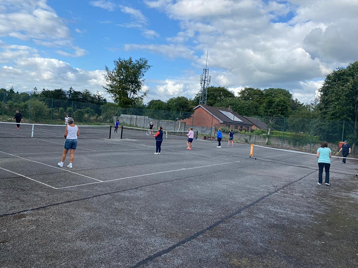 Come & Try It Tennis @Lismore Tennis Club image