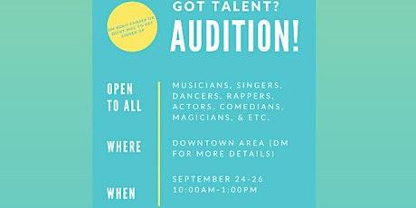 Casting Call (Actors, Musicians , Artists , Models , Makeup Artists tickets
