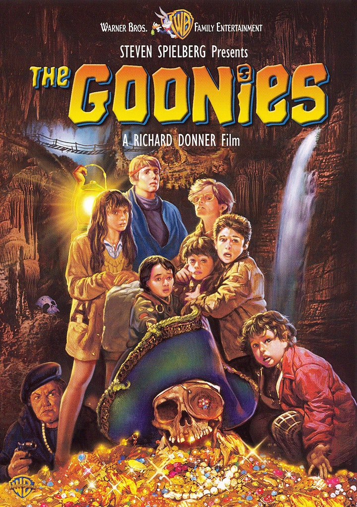 Outdoor Cinema at the Castle   The Goonies image