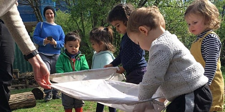 Nature Tots at Woodberry Wetlands - Pay As You Go & Taster Sessions 2021-22 tickets