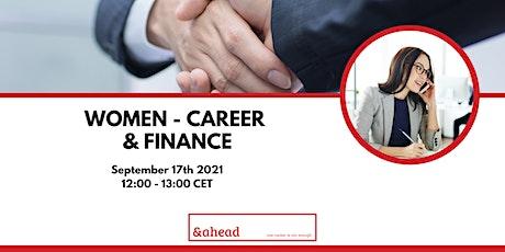 Women - Career & Finance tickets