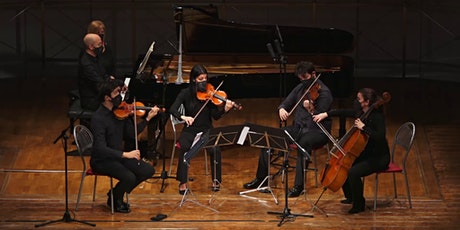 Concerto - Quartetto Guadagnini e Simone Soldati, pianoforte biglietti