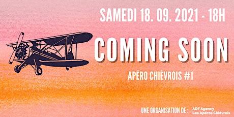 Apéro Chiévrois #1 billets