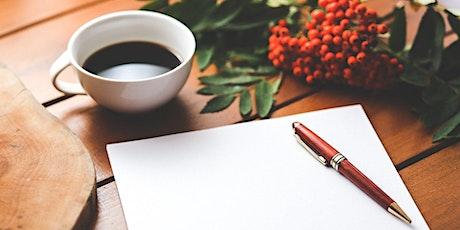 Federleicht schreiben – Kreative Auszeit mit Stift und Papier Tickets