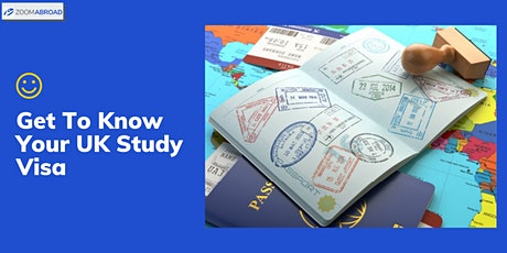 Get To Know Your UK Study Visa with Zoom Abroad tickets