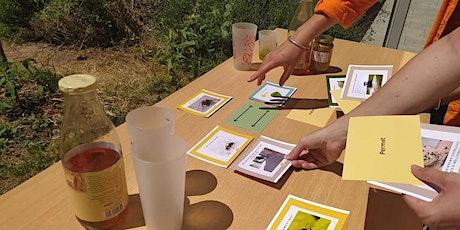 """Atelier-apéro """"Découvrir et agir pour la biodiversité"""" billets"""