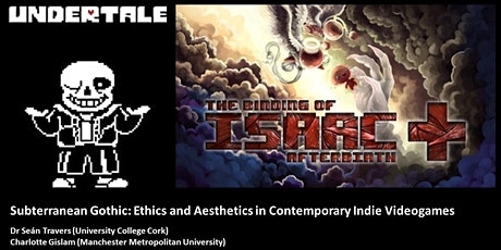 Subterranean Gothic: Ethics and Aesthetics in Contemporary Indie Videogames tickets