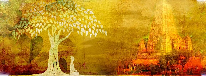 Following in the Buddha's Footsteps: A Virtual pilgrimage with Kyle Neo image