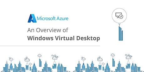 Windows Virtual Desktop Webinar tickets
