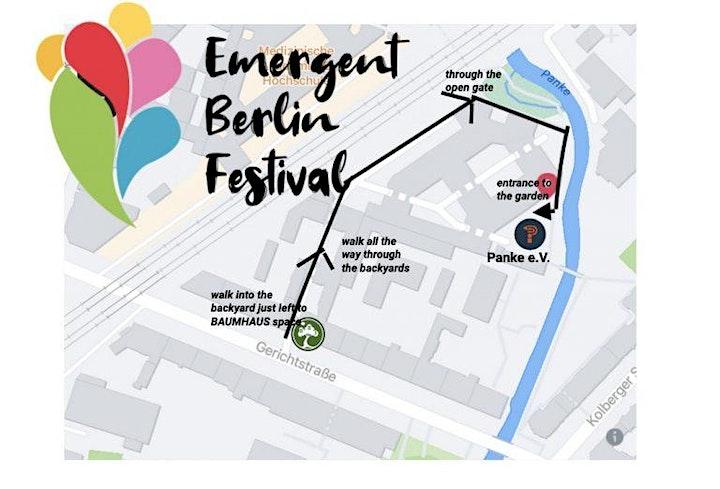 Campfire Stories feat. Jana Papenbroock   Emergent Berlin image