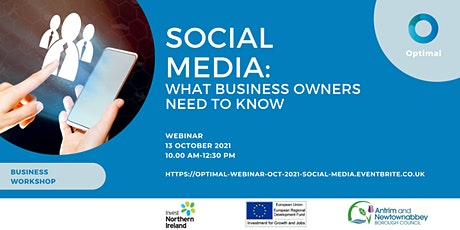 Part 2: SOCIAL MEDIA: What Business Owners Need to Know tickets