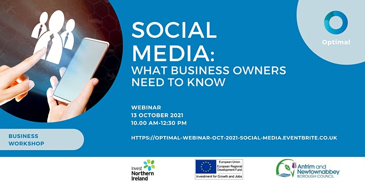 Part 2: SOCIAL MEDIA: What Business Owners Need to Know image