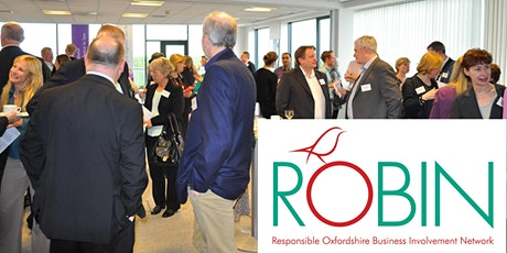 ROBIN Networking event September 2021 tickets