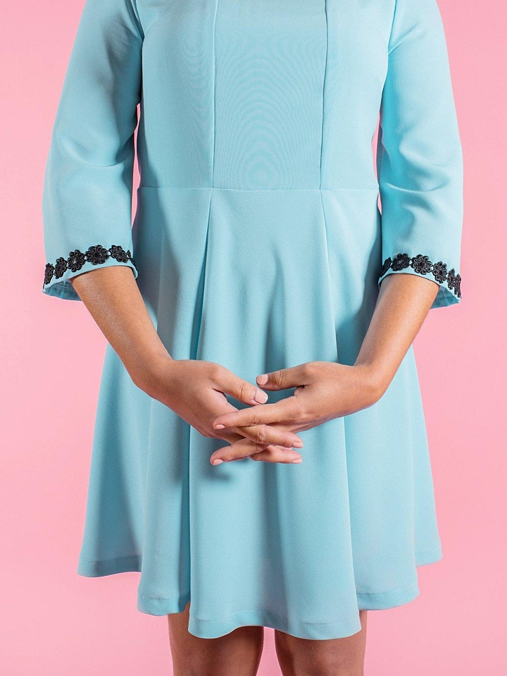 Make Your Own Martha Dress - Garment of the Month image