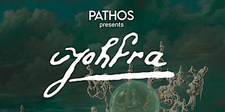 Art exhibition: Johfra Bosschart tickets