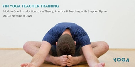 Yin Yoga Teacher Training tickets