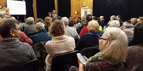 ORL Information Evening and AGM tickets