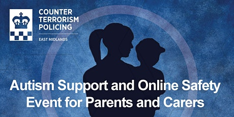 Autism Support and Online Safety Event for Parents billets