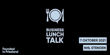 Business Lunch Talk tickets