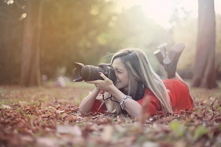 Get Active With a Camera-Well Image-Wednesday evening sessions image