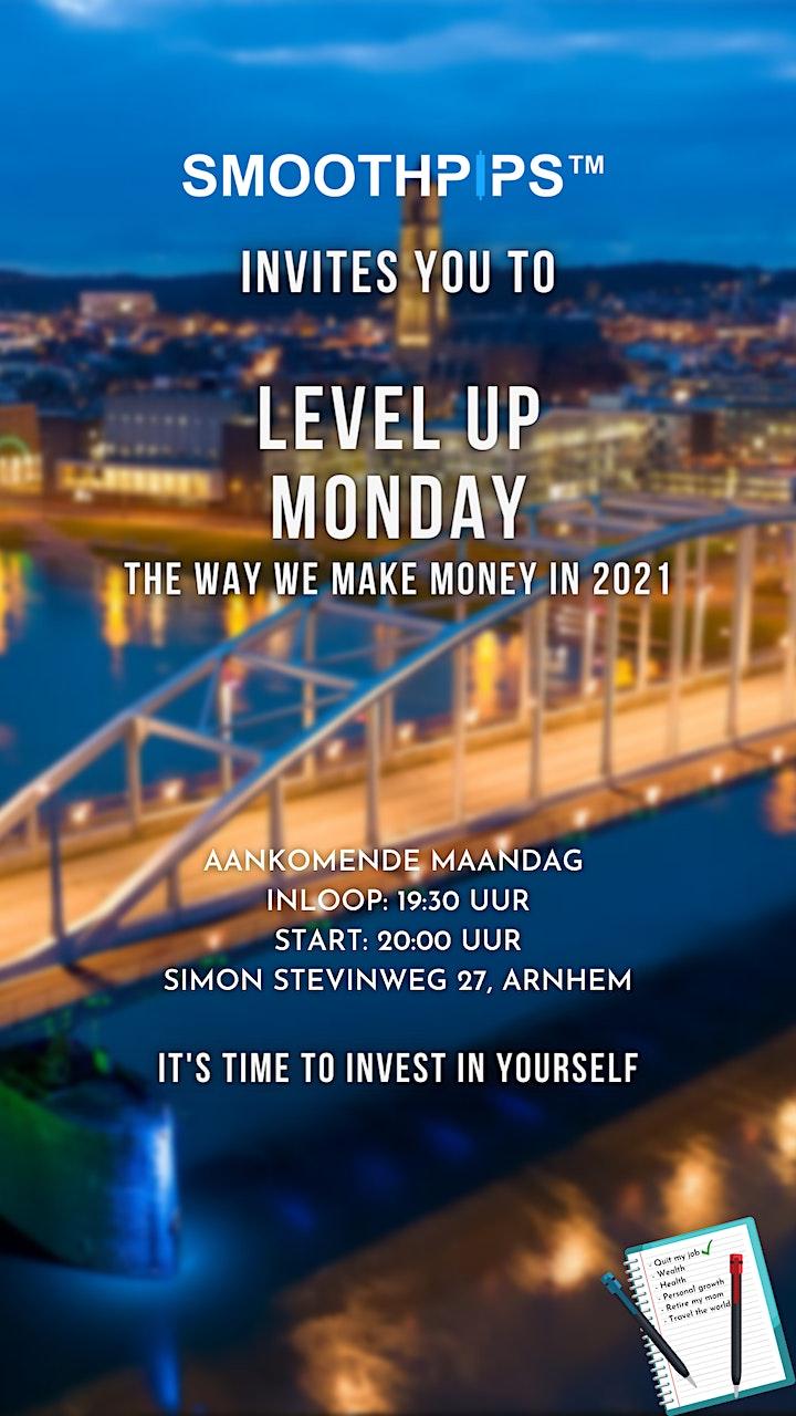 Level Up Monday image