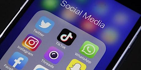 Preparing a Social Media Strategy tickets